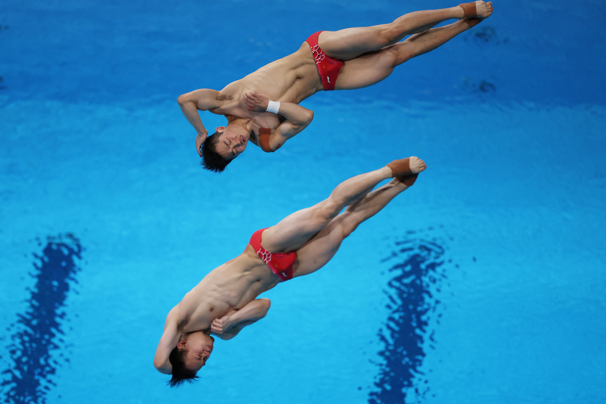 Wang and Xie add to China's proud diving tradition with Tokyo 2020 gold