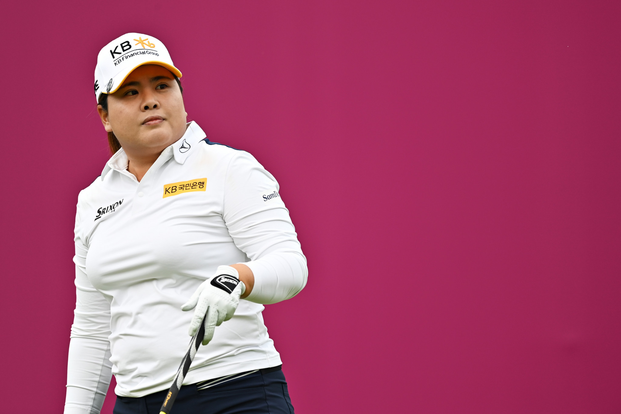 Park Inbee of South Korea will defend the women's golf title ©Getty Images