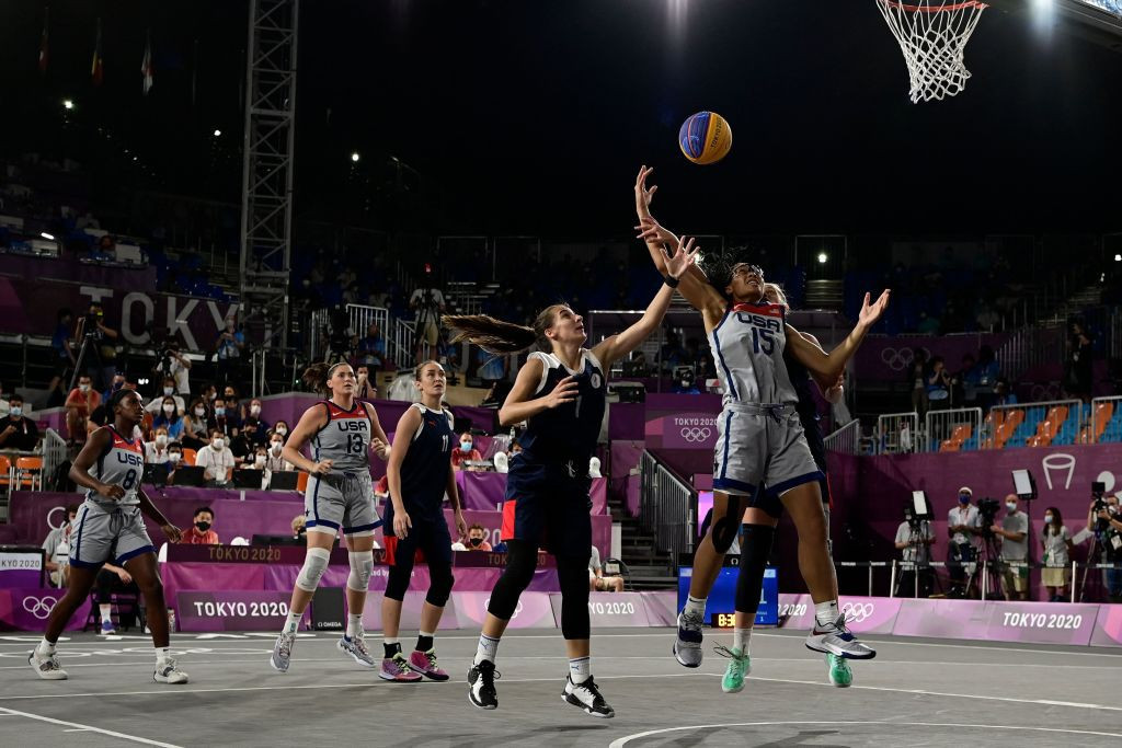 United States crowned first Olympic 3x3 basketball champions as Latvia clinch men's title