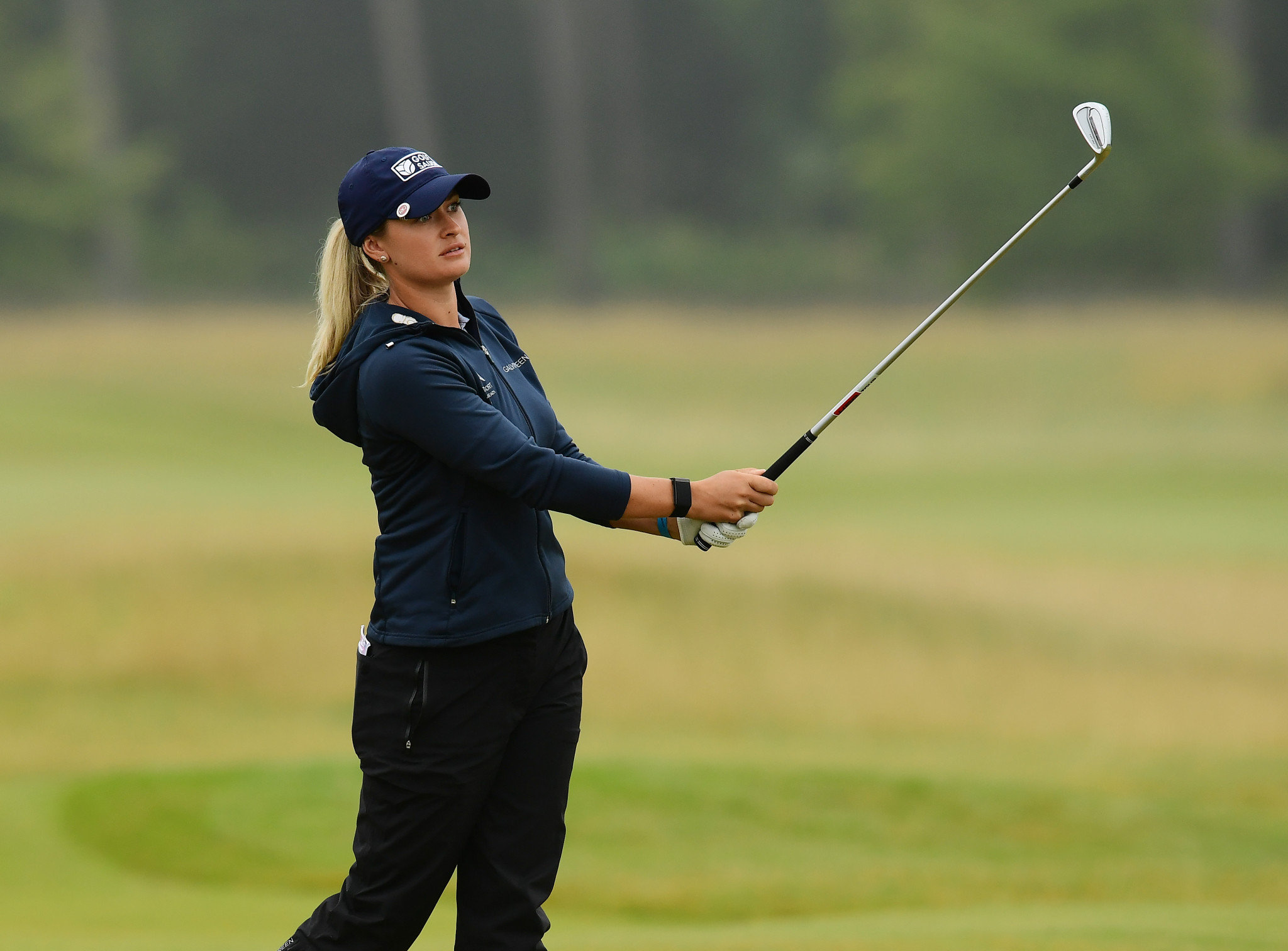 Amy Boulden of Wales won Qualifying School when it was last held at La Manga Club in 2020 ©Getty Images