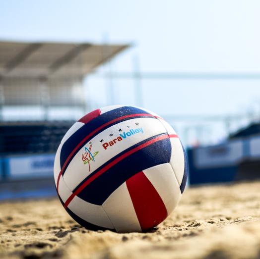 Italy and Poland reach standing final at Beach ParaVolley Slovenian Open