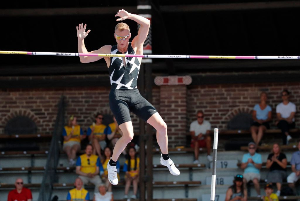 World pole vault champion Kendricks out of Tokyo 2020 after testing positive for COVID-19