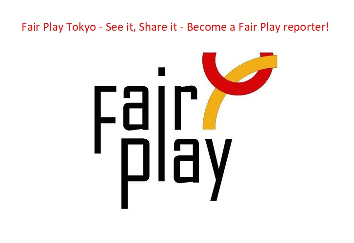 International Fair Play Committee launches Tokyo 2020 awards