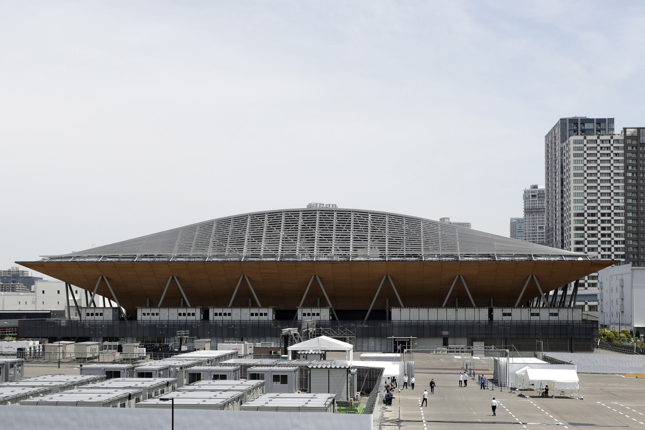 Boccia will be played at the Ariake Gymnastics Centre at Tokyo 2020 ©Getty Images
