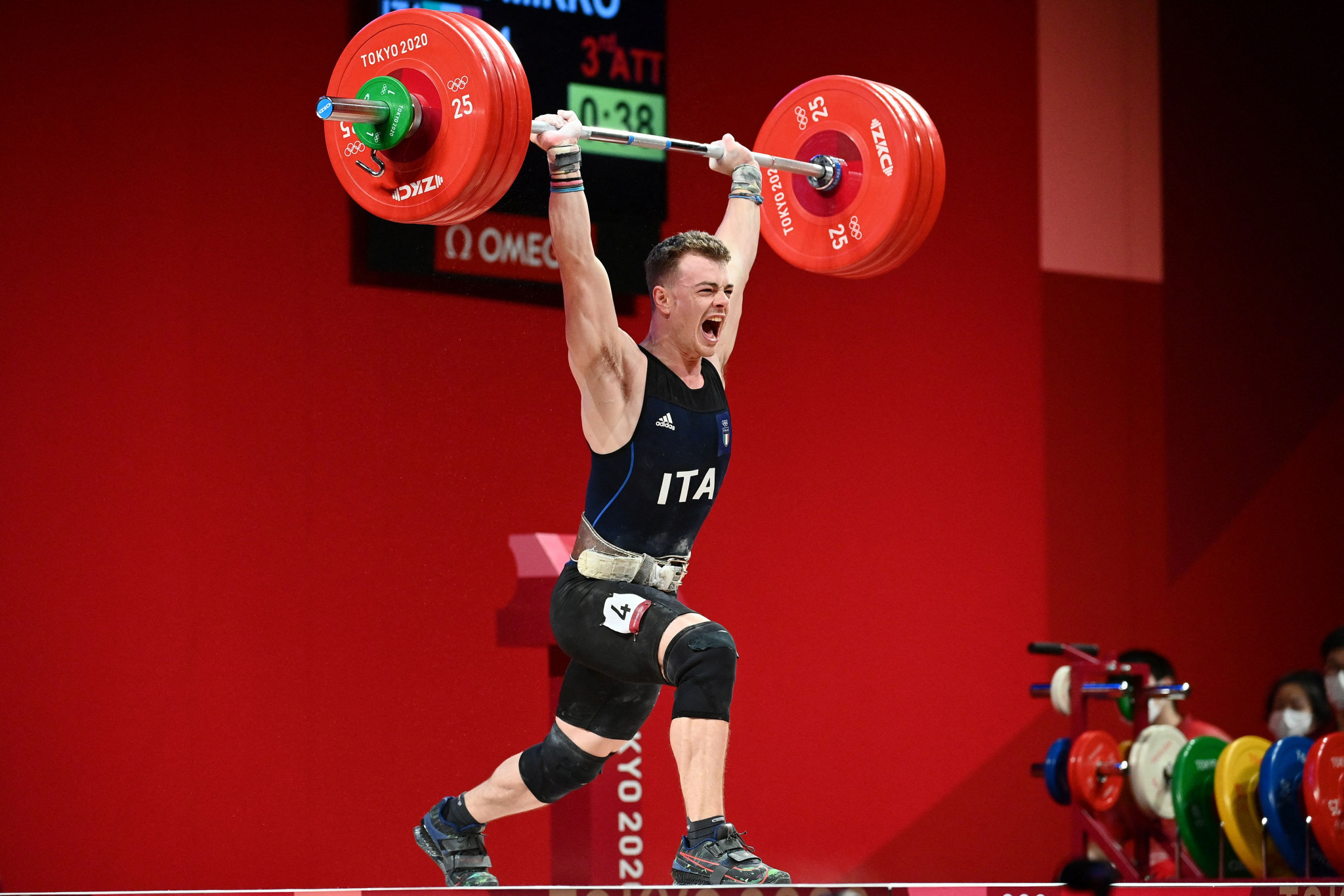 """Italy's Tokyo 2020 medals herald """"a new era for weightlifting"""""""