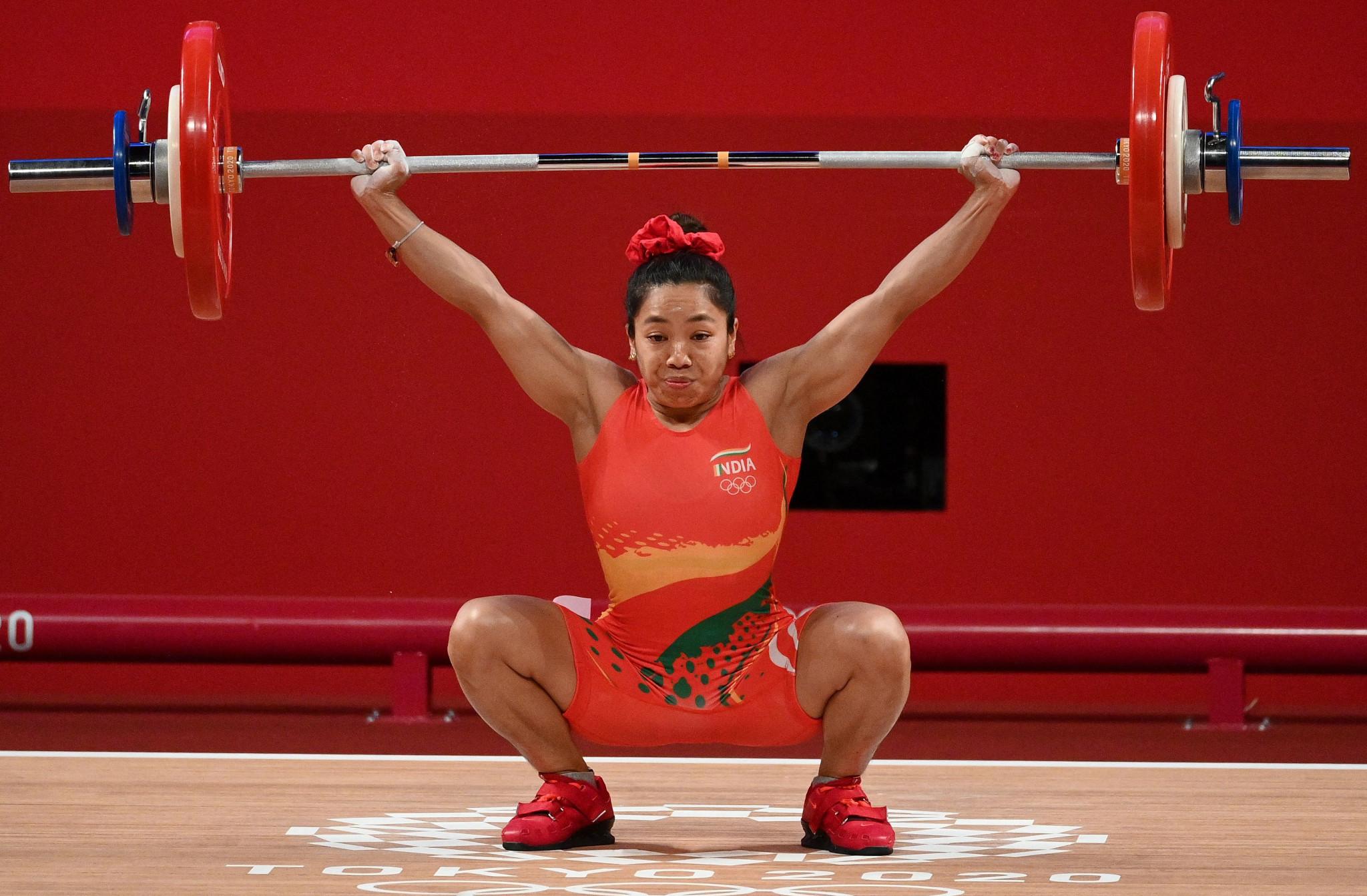 Mirabai aims to make history at 2022 Asian Games after winning Olympic silver medal