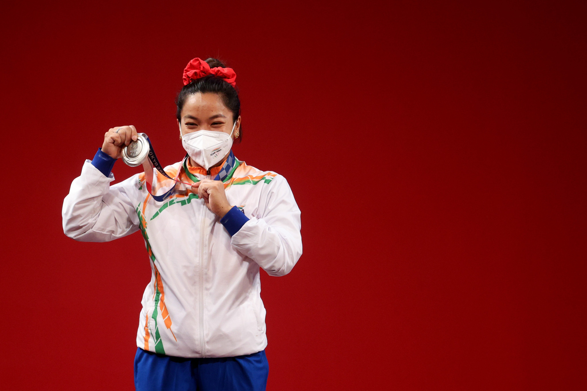 Mirabai Chanu now has her sights set on the Commonwealth Games and Asian Games ©Getty Images