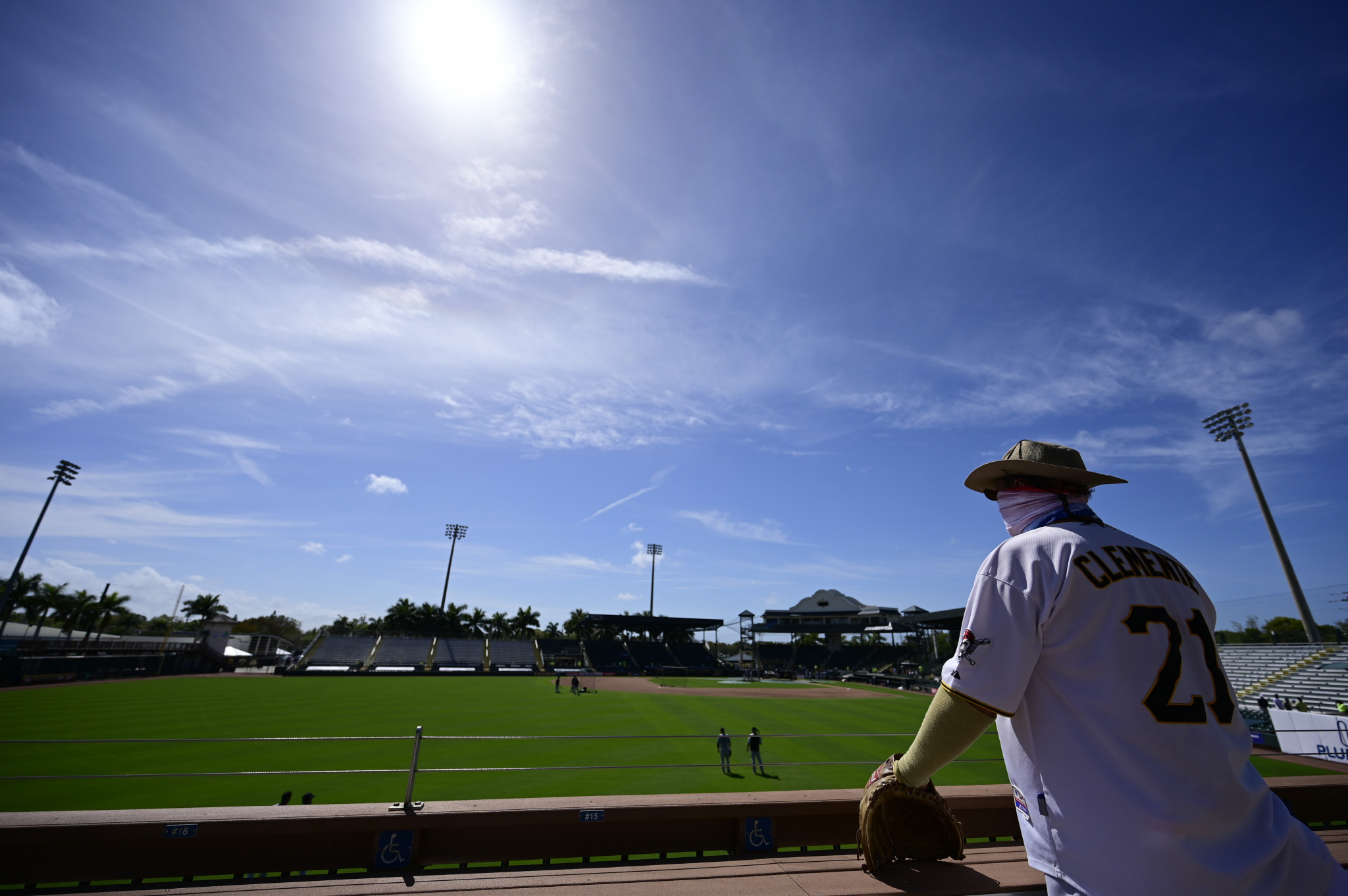 LECOM Park in Bradenton is one of two venues for the Under-18 Baseball World Cup ©Getty Images