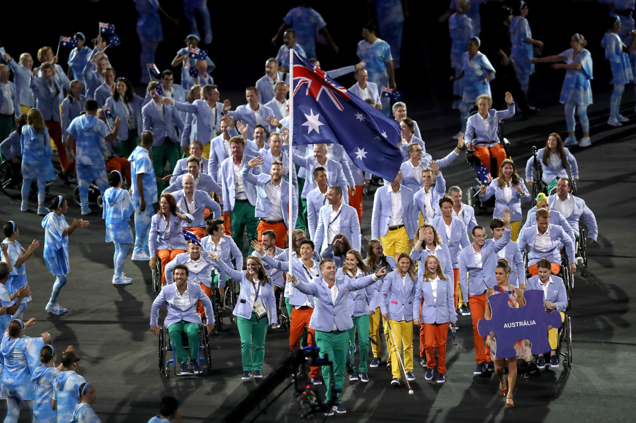 Paralympics Australia adds judo and badminton debutants to Tokyo 2020 team
