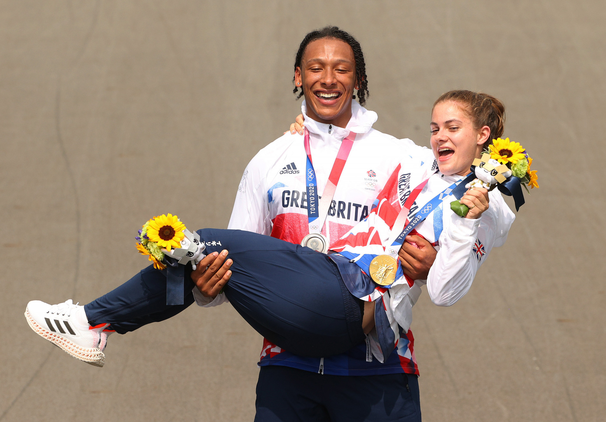 Shriever ends Pajón's reign as British rider claims Olympic BMX title at Tokyo 2020
