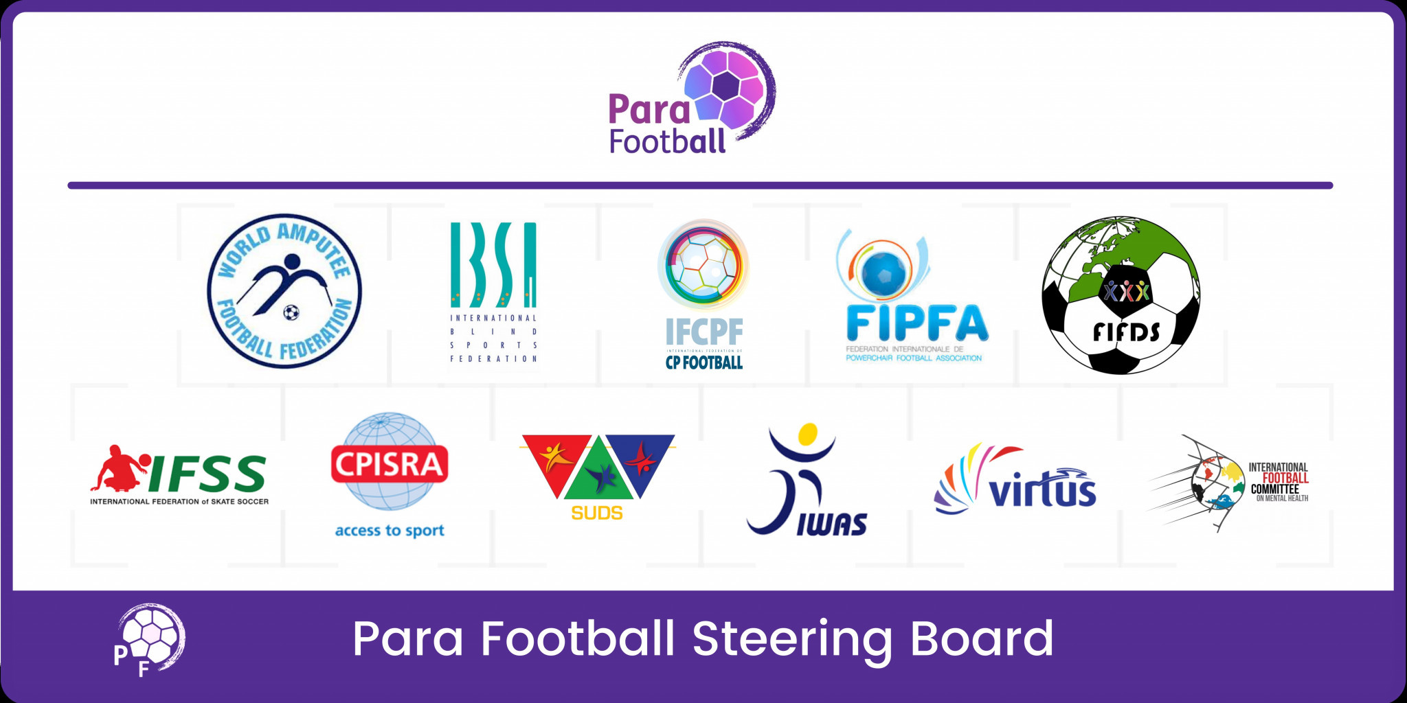 New worldwide foundation Para Football aims to ensure sport is for everyone