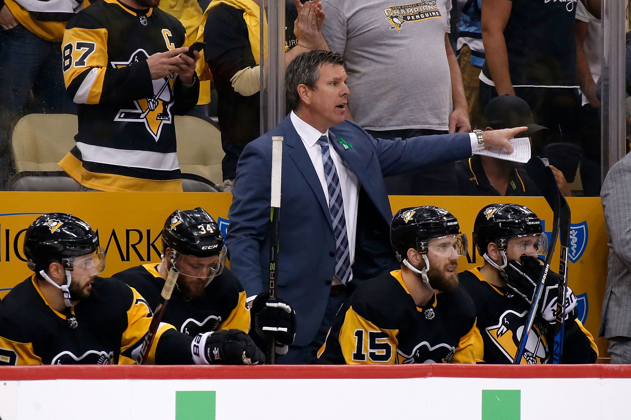 Sullivan and Johnson appointed head coaches of US ice hockey teams for Beijing 2022