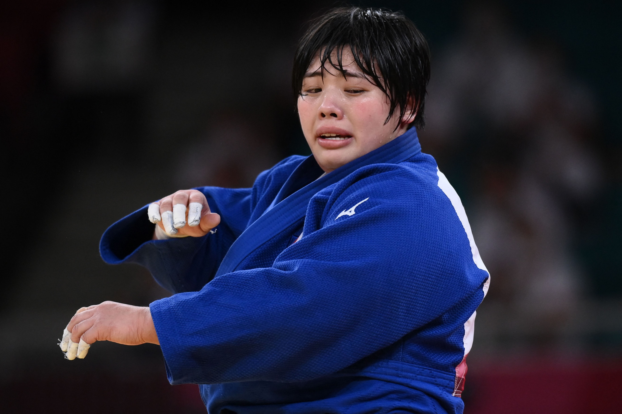 Japan win ninth Tokyo 2020 title in judo as Krpalek succeeds Riner to become two-weight champion