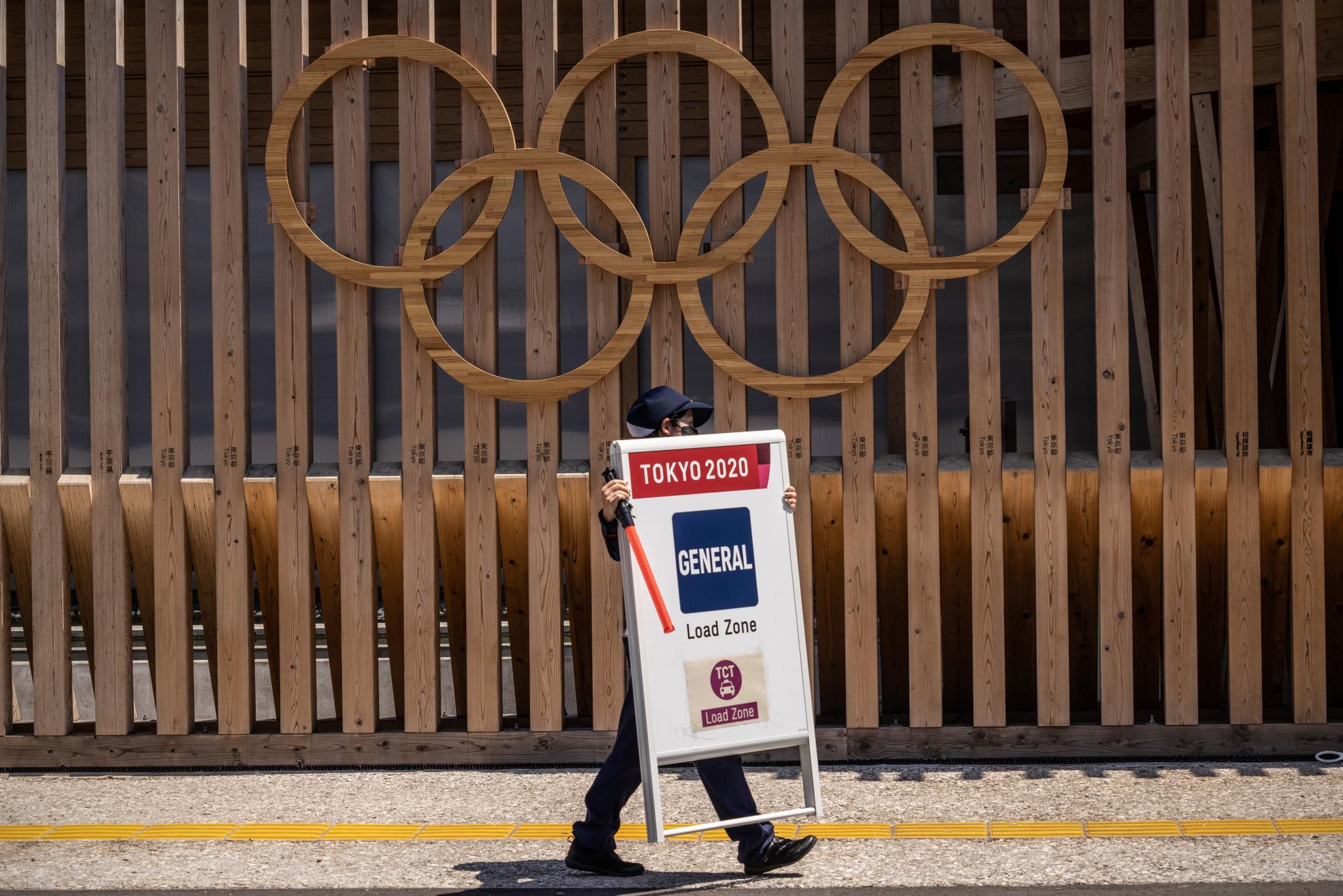 Athleten Deutschland behauptet, dass sich Athleten allein gelassen fühlen, wenn sie in einem Hotel unter Quarantäne gestellt werden © Getty Images
