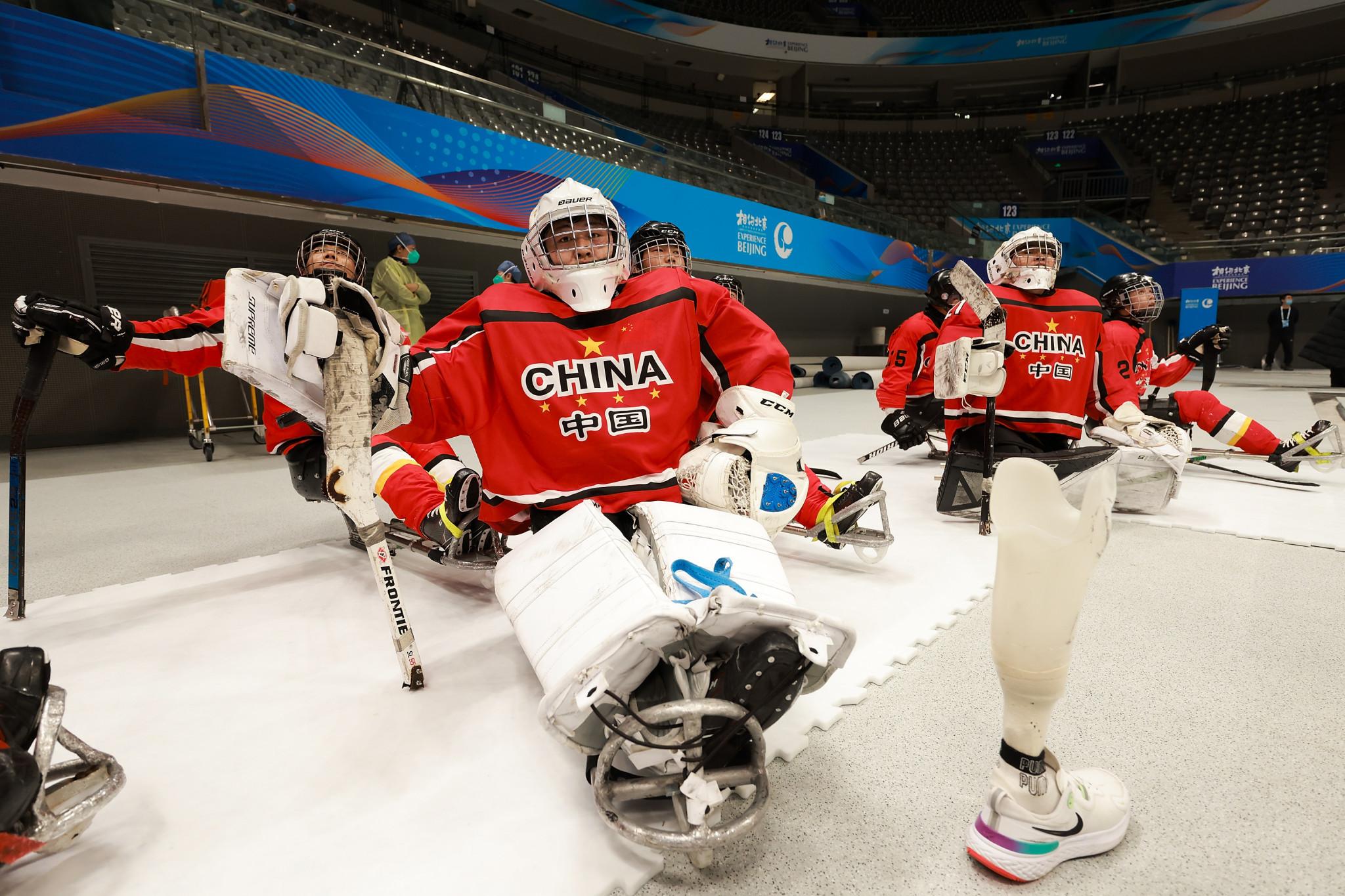 Östersund will host World Para Ice Hockey Championships B-Pool in September