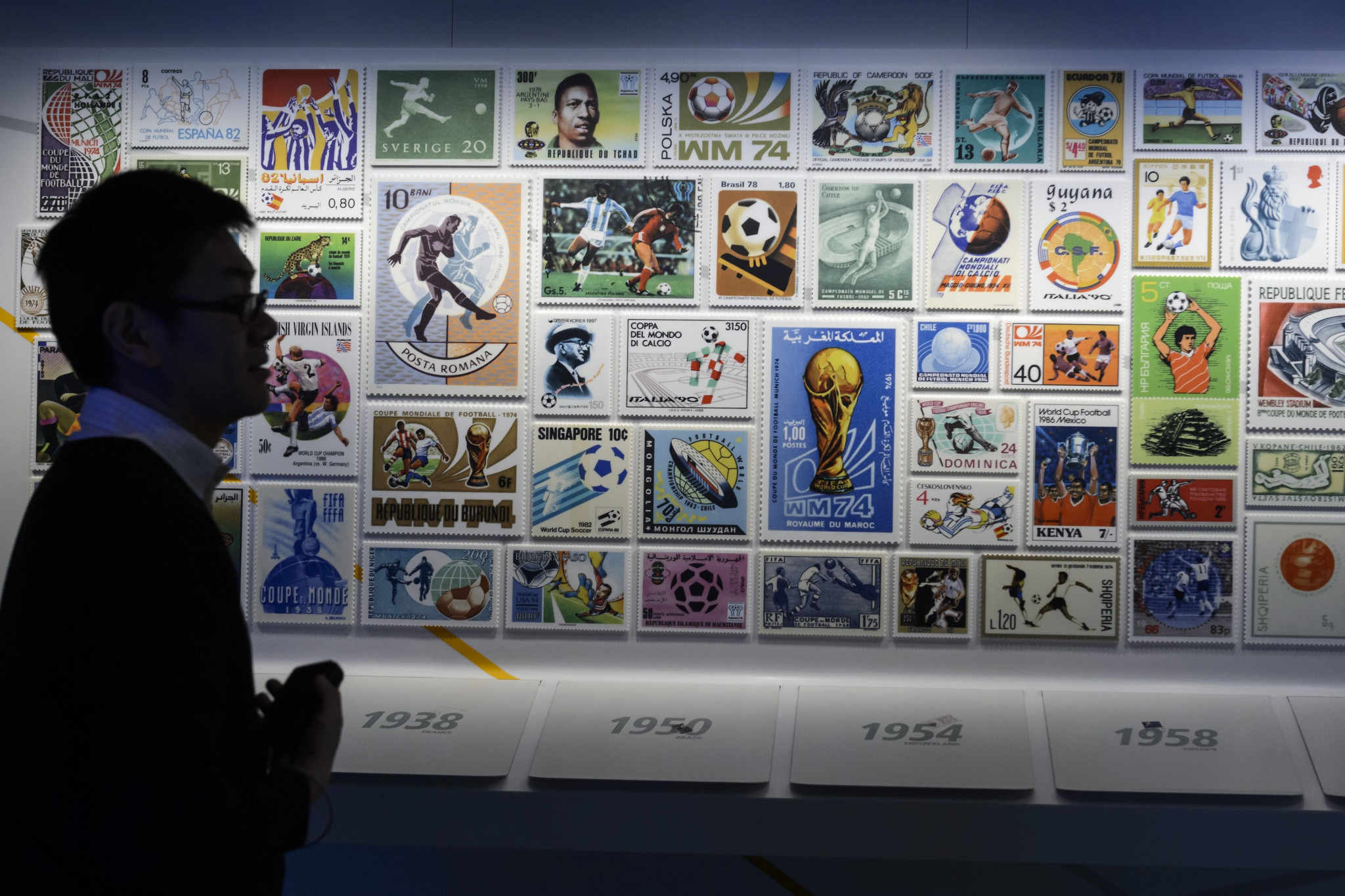 FIFA Museum unveils temporary Olympics exhibition to celebrate Tokyo 2020