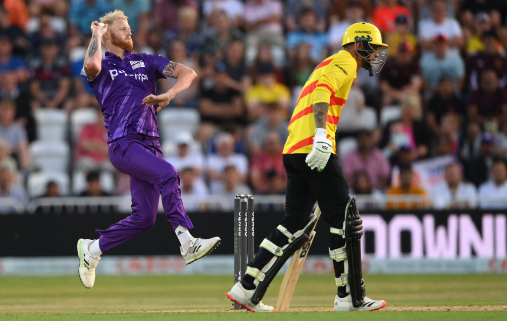 England all-rounder Ben Stokes is taking an