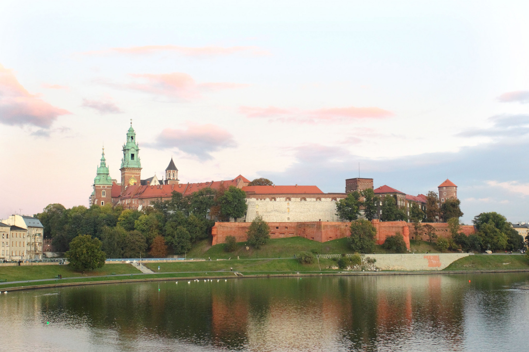 Kraków aims for European Green Capital status in 2023 to match hosting of European Games