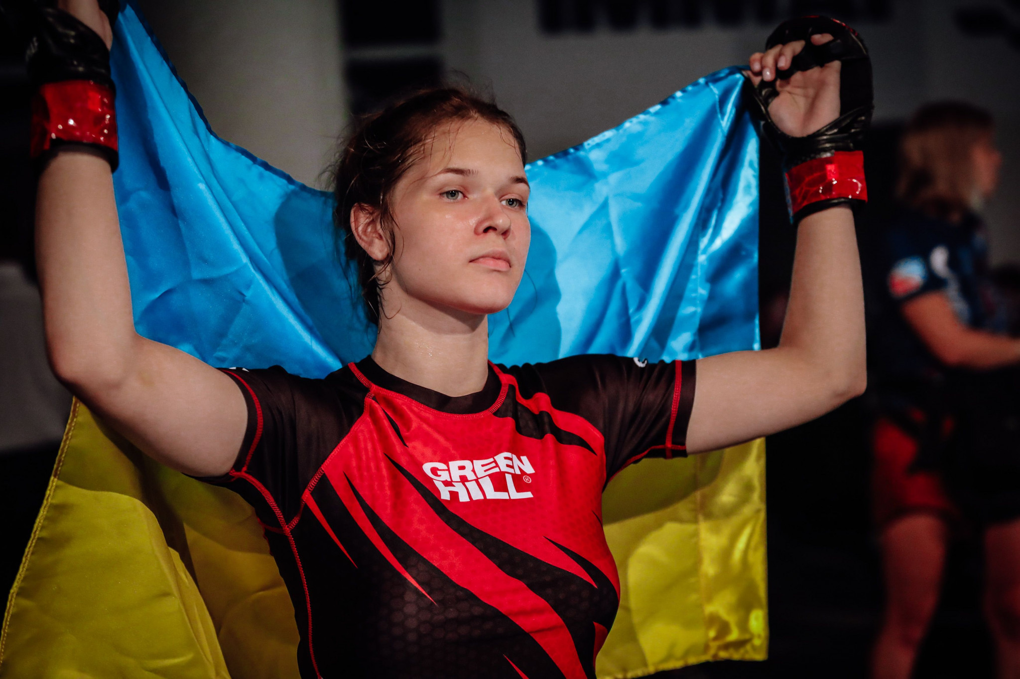 Ukraine enjoyed another successful day at the IMMAF Youth World Championships ©IMMAF