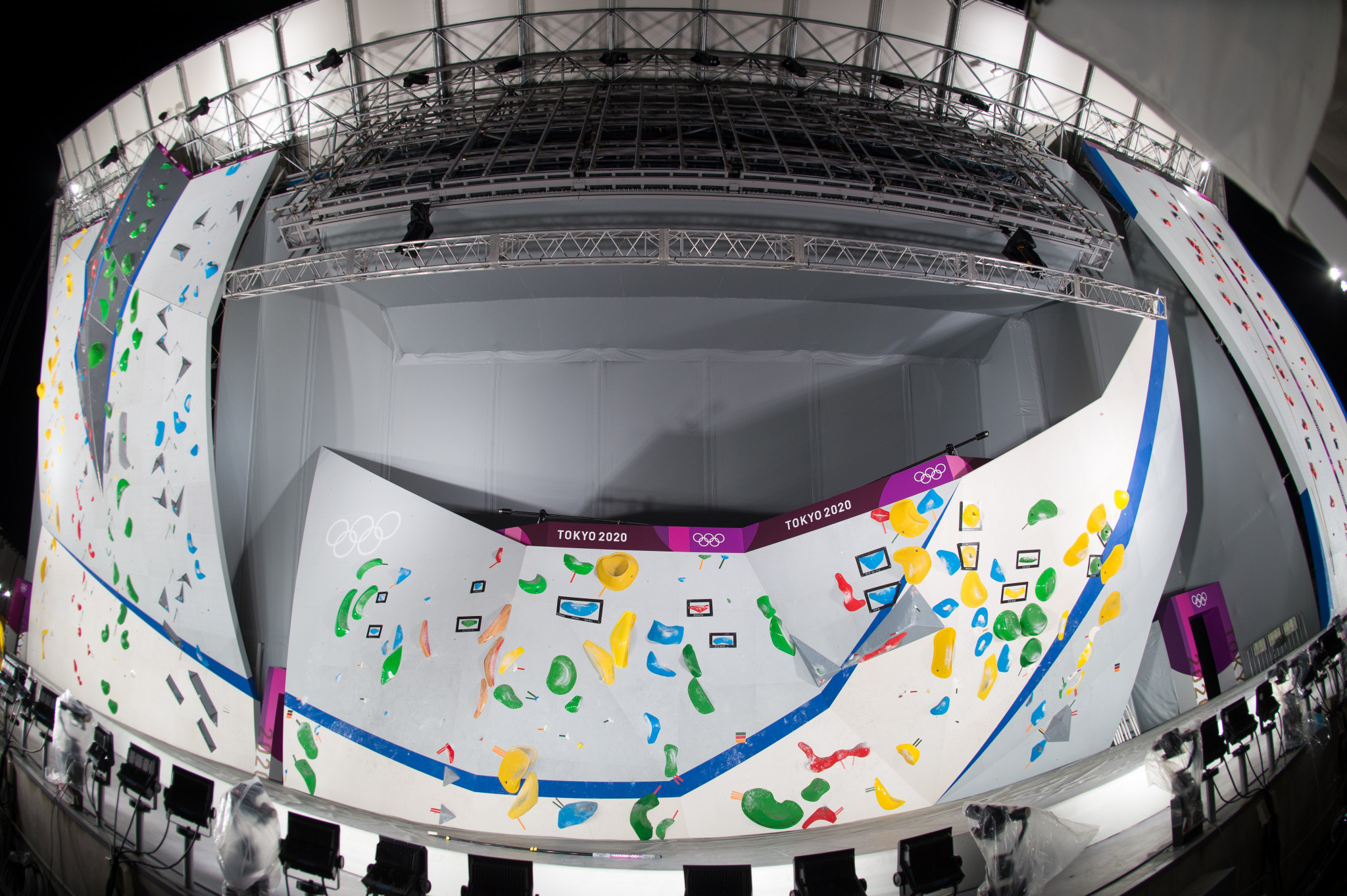 IFSC President praises passion of sport climbing community as Olympic debut nears