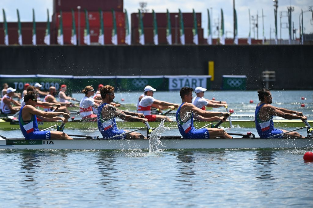 Italian rower awarded Olympic bronze medal after missing final due to COVID-19