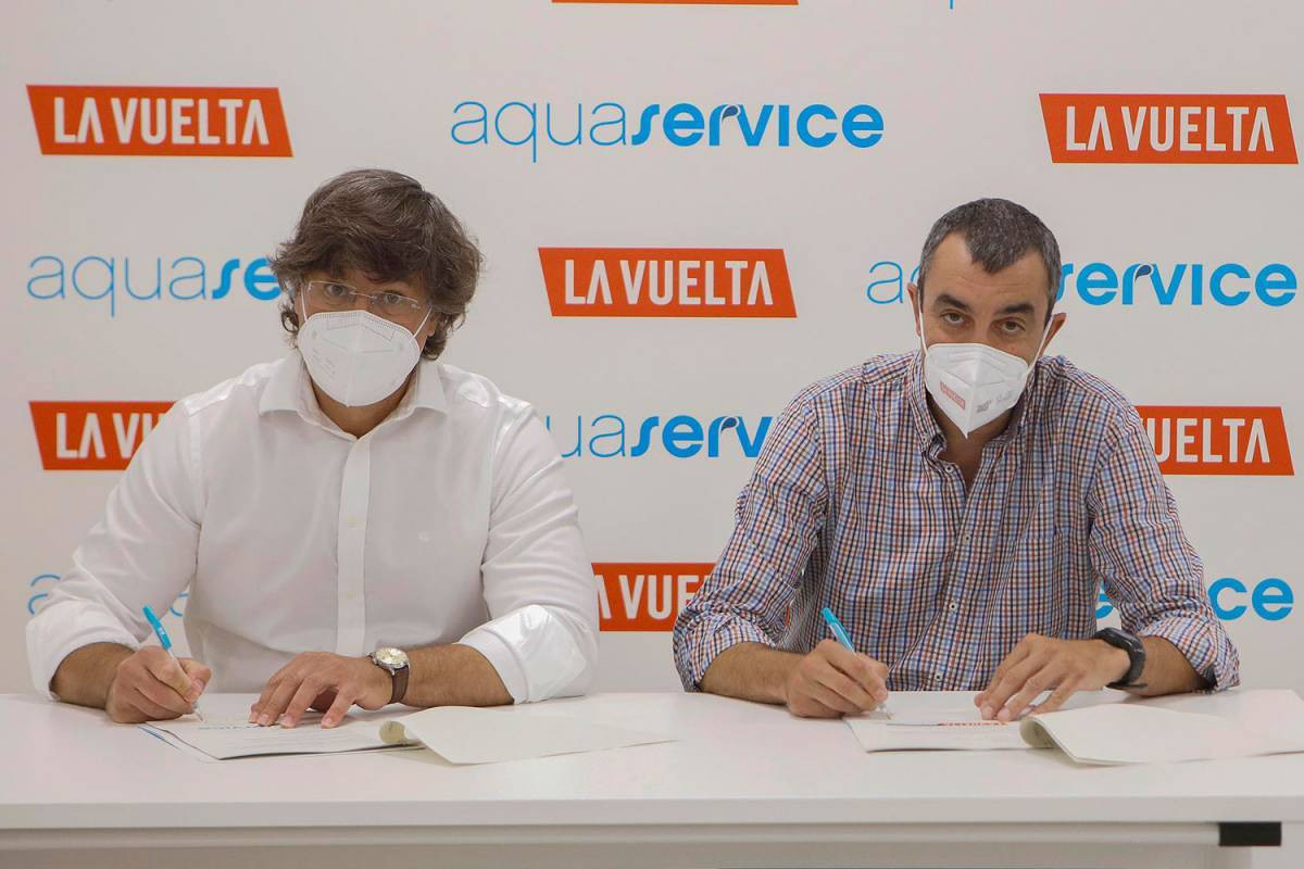 La Vuelta 2021 aims to eliminate single-use plastic bottles