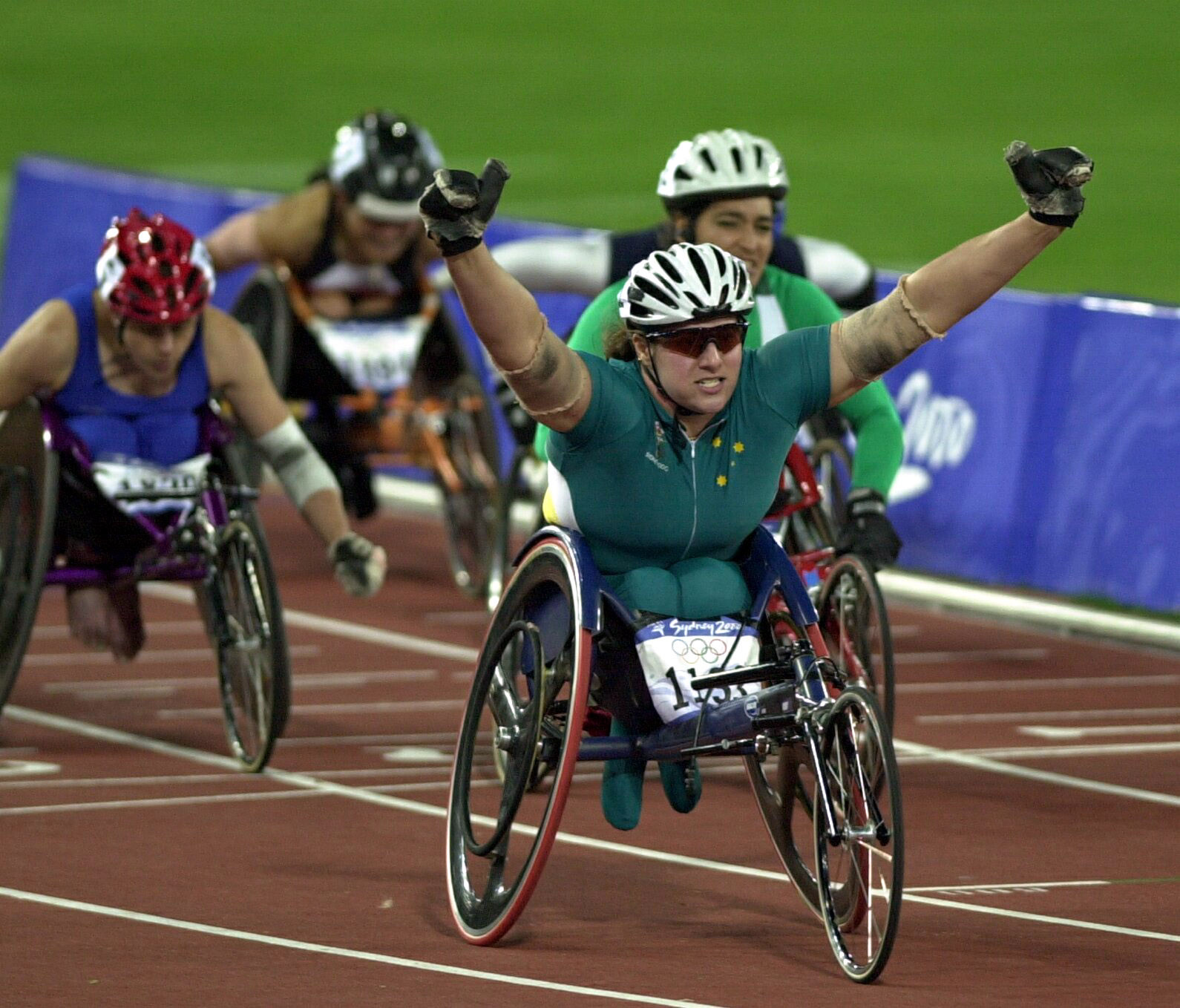 Nine-time Paralympic gold medallist Sauvage named DSA ambassador