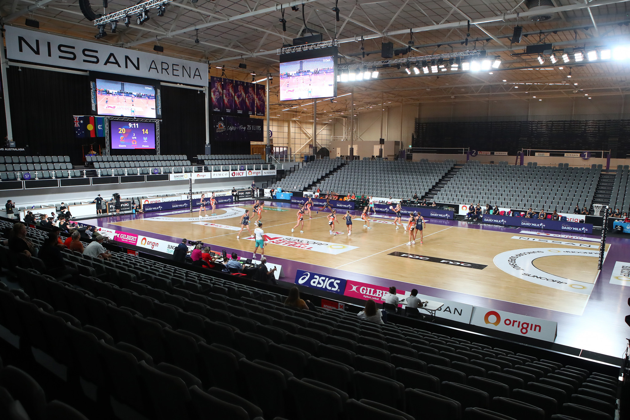 Suncrop Super Netball League receives exemption to allow matches to go ahead during Queensland lockdown