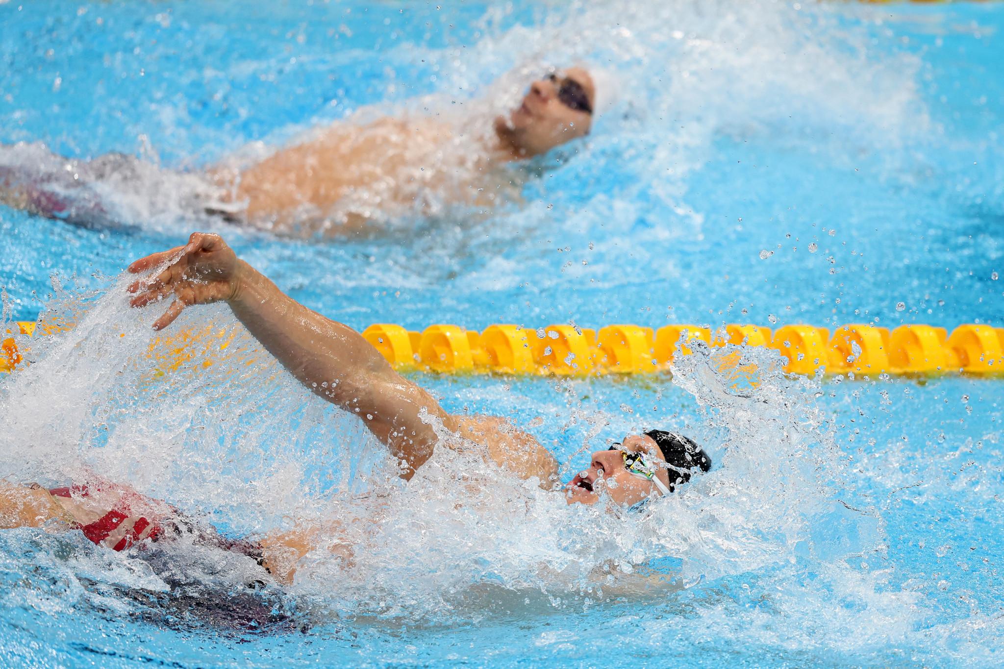 Ryan Murphy sparked debate following the men's 200m backstroke final - won by ROC's Evgeny Rulov - when he said