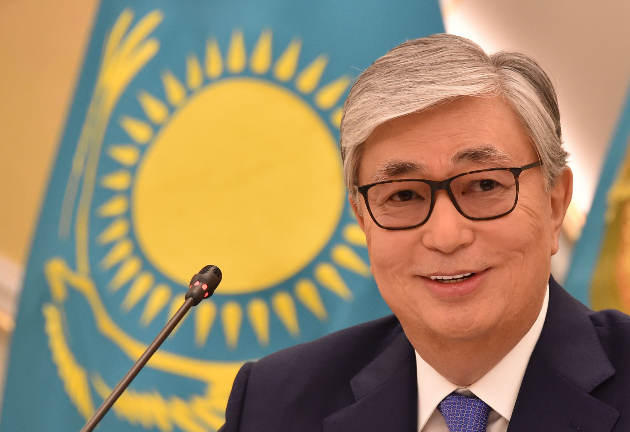 Kazakhstan President meets biggest-ever Paralympic team set for Tokyo 2020