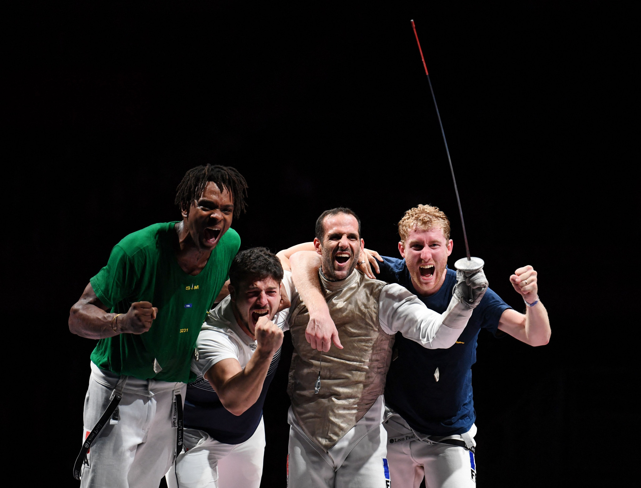 France complete revenge mission over ROC to become record winners of Olympic men's team foil