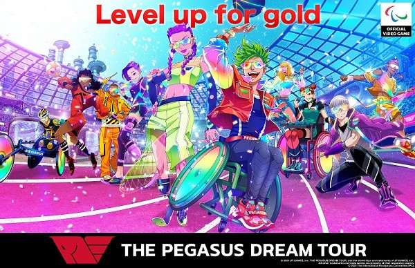 New Paralympic video game hosting virtual concert series featuring Tokyo Gegegay