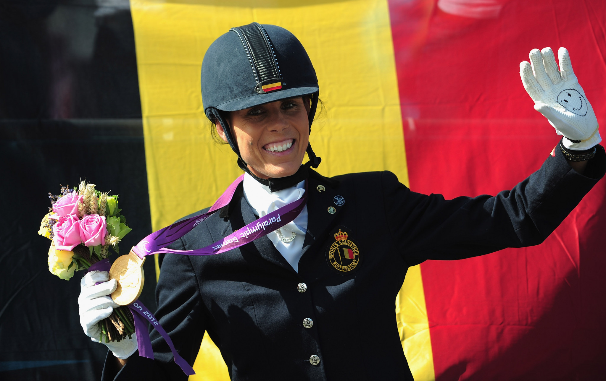 George and Vanhove to lead Belgium in Tokyo 2020 Paralympics Parade of Nations