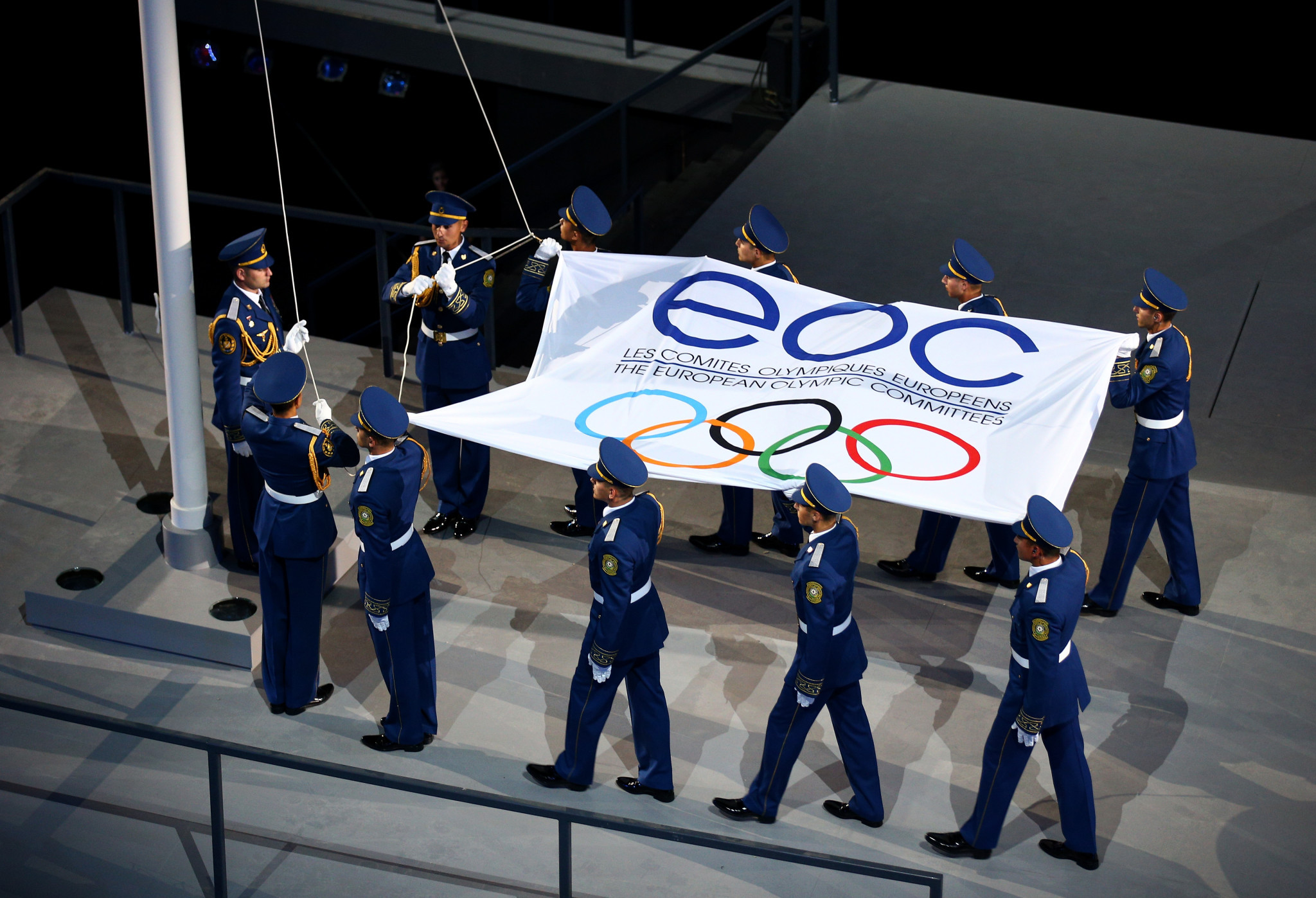 EOC opens candidature procedure for October Athletes' Commission election