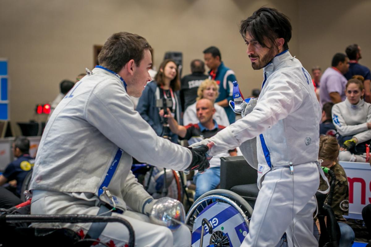IPC launches STEADY Action Week to promote access to sport for refugees with disabilities
