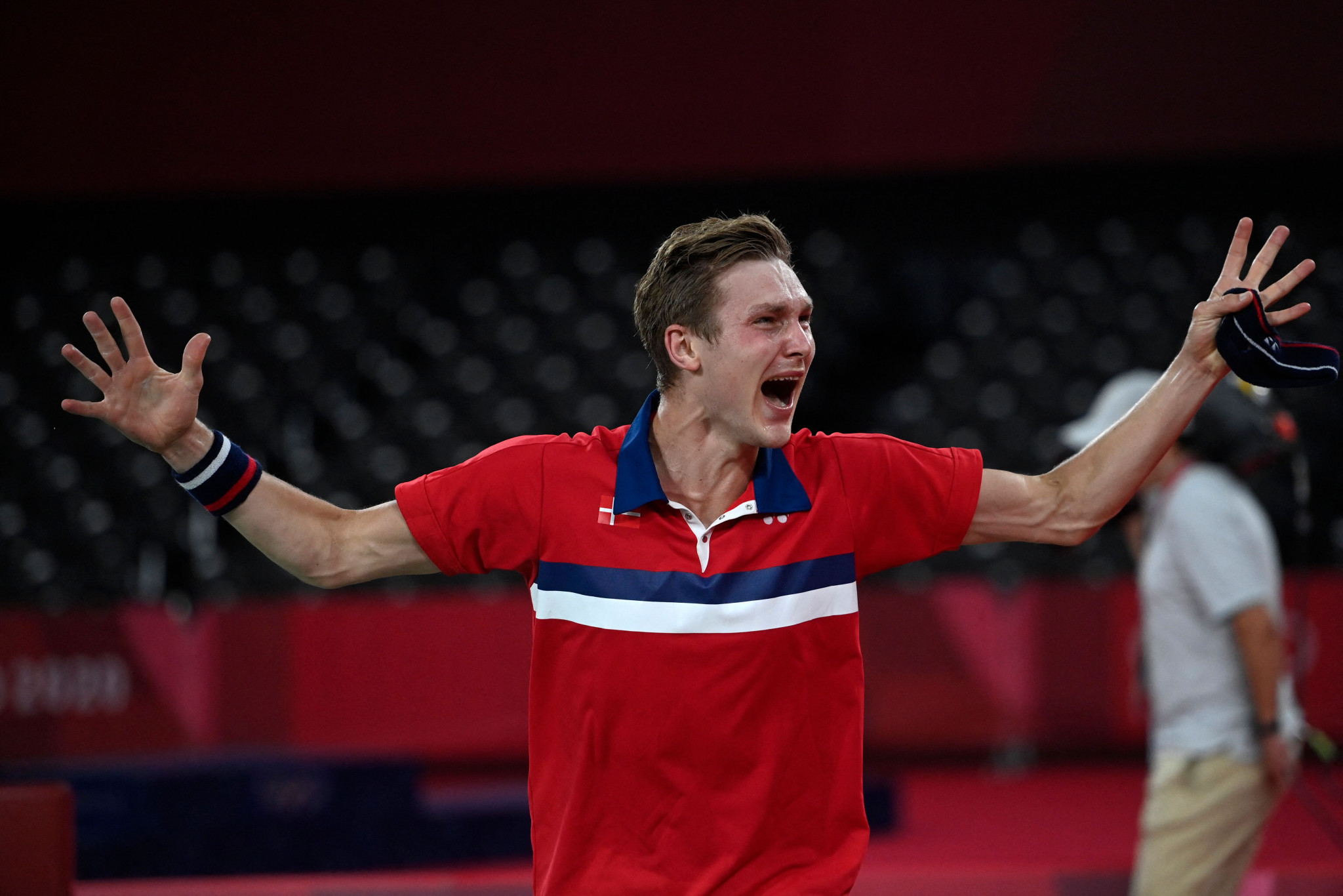 Axelsen beats reigning champion Chen to win Olympic badminton title in men's singles
