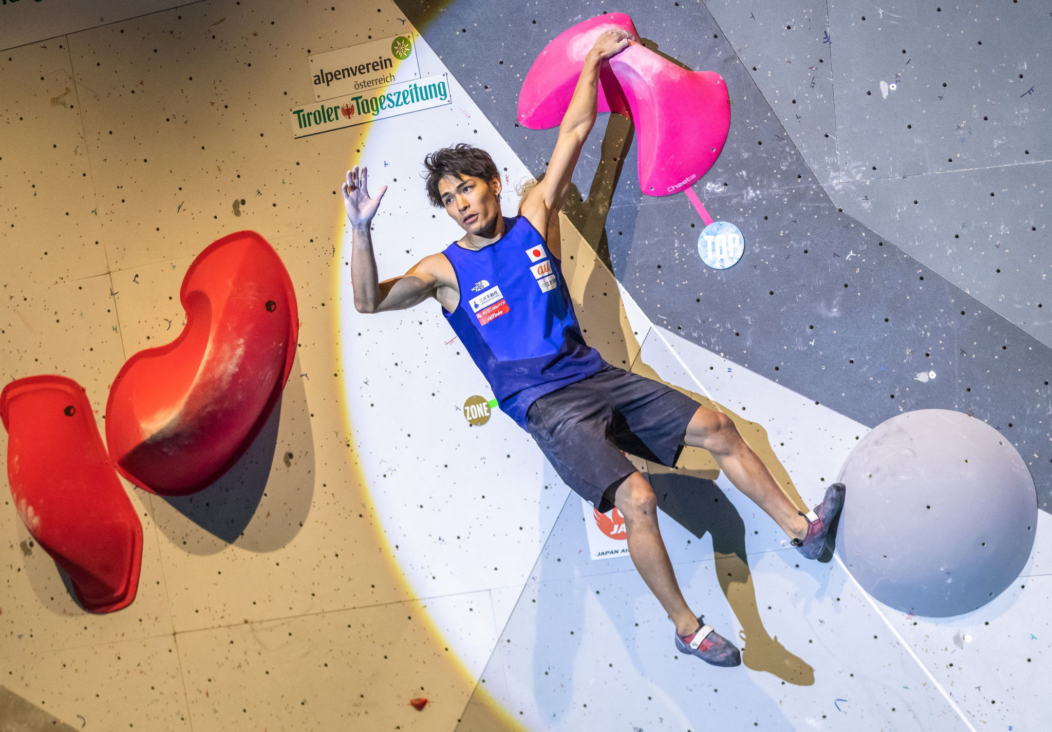 Sport climbing poised for historic Olympic debut at Tokyo 20