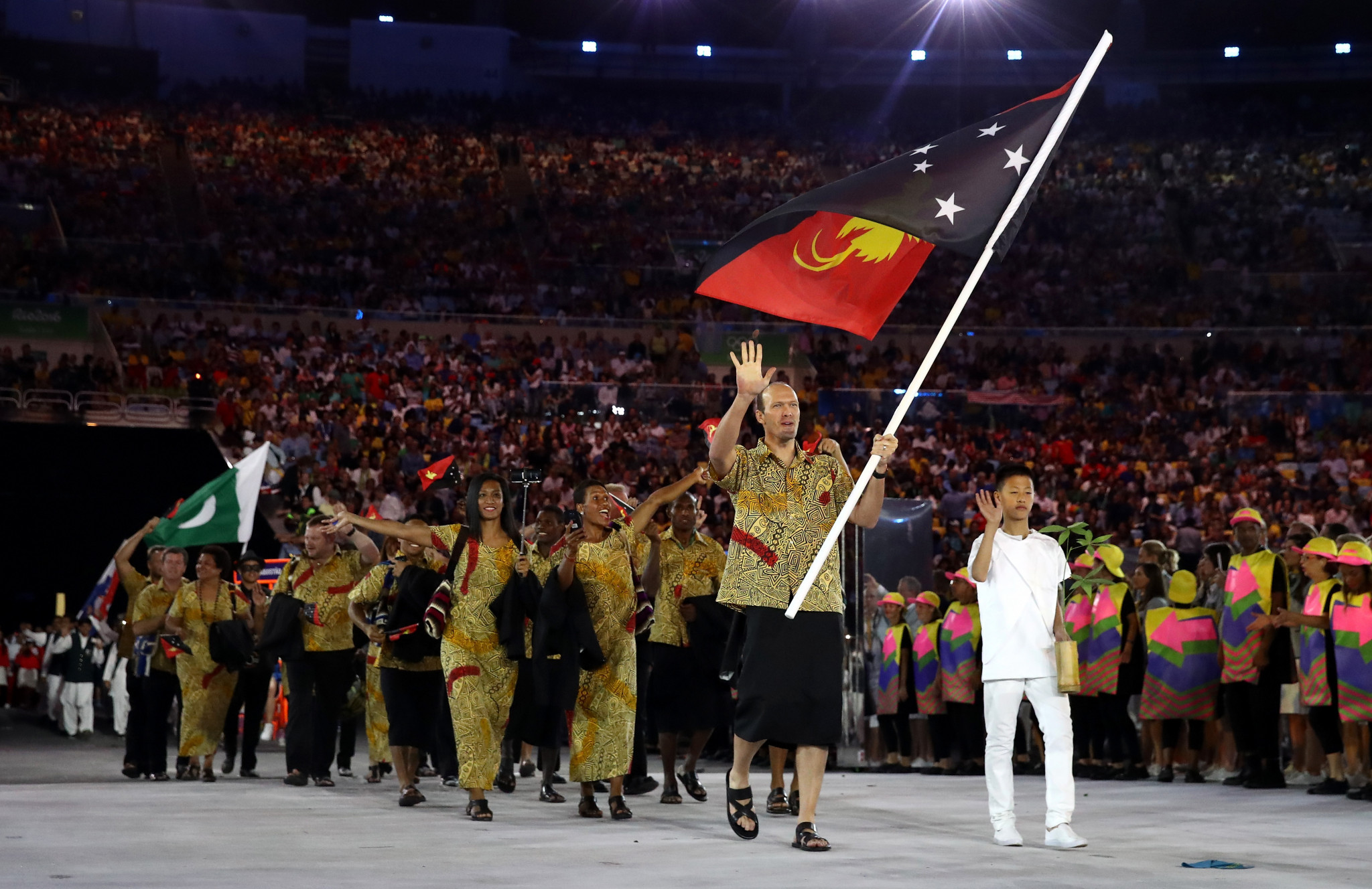 Papua New Guinea Olympic Committee celebrates 60th anniversary