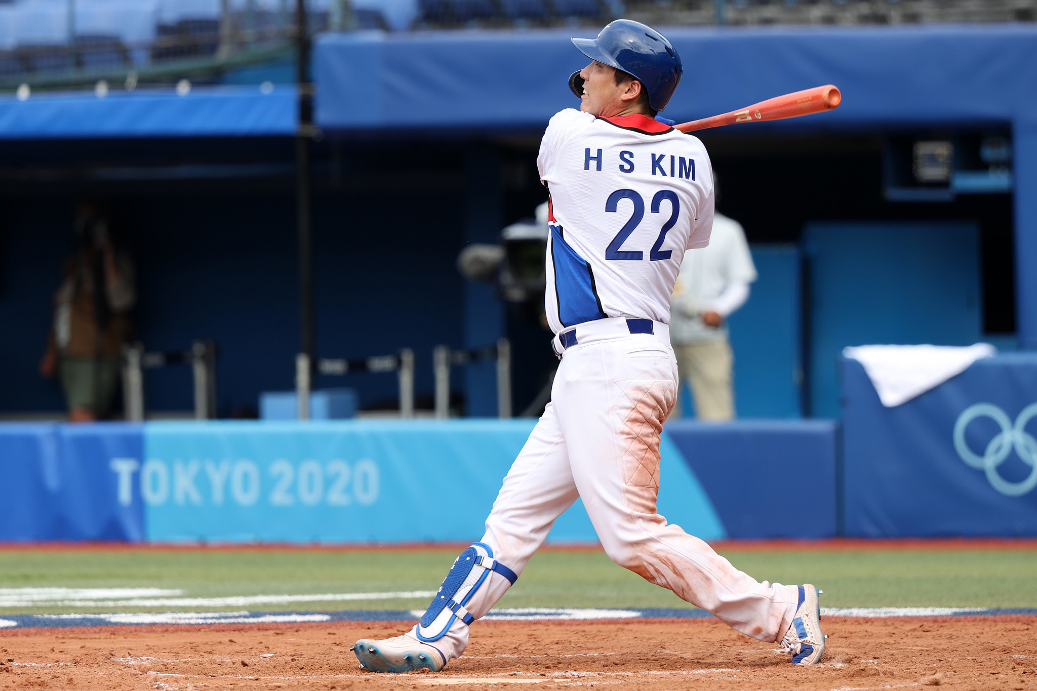 They will play South Korea, who smashed Israel 11-1, next, while the US can still reach the final ©Getty Images