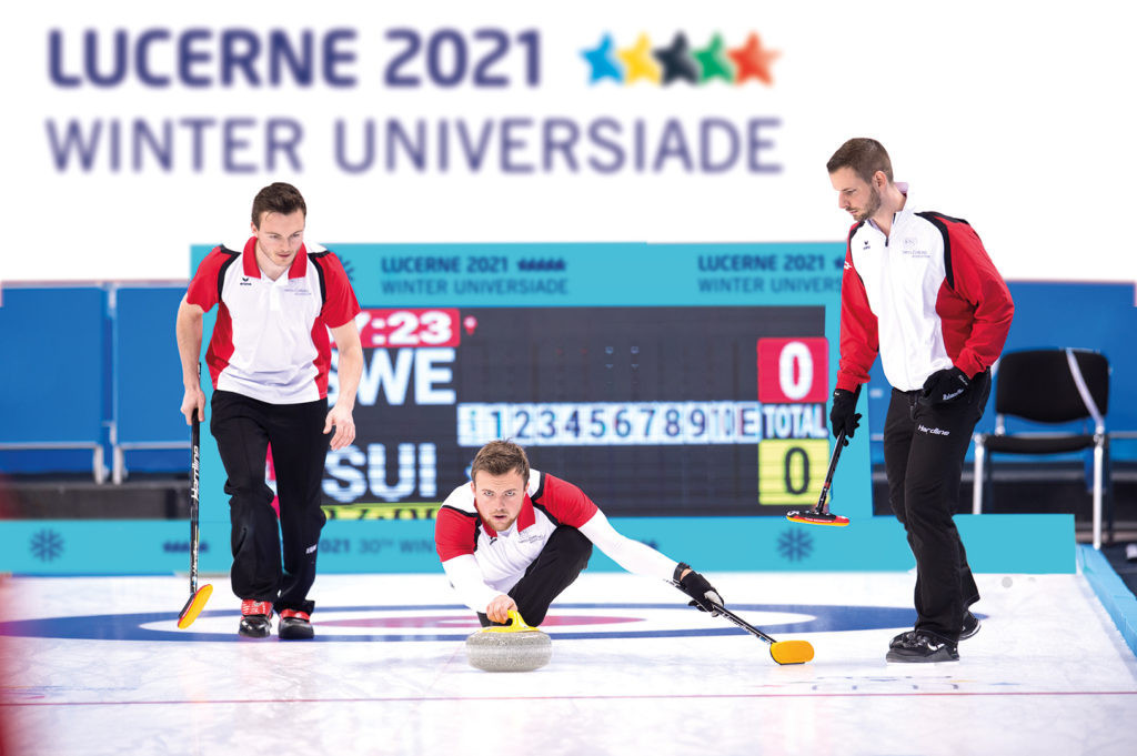 Switzerland are 11th in the all time Winter Univerisade medal table with 39 gold medals ©Winter Universiade 2021