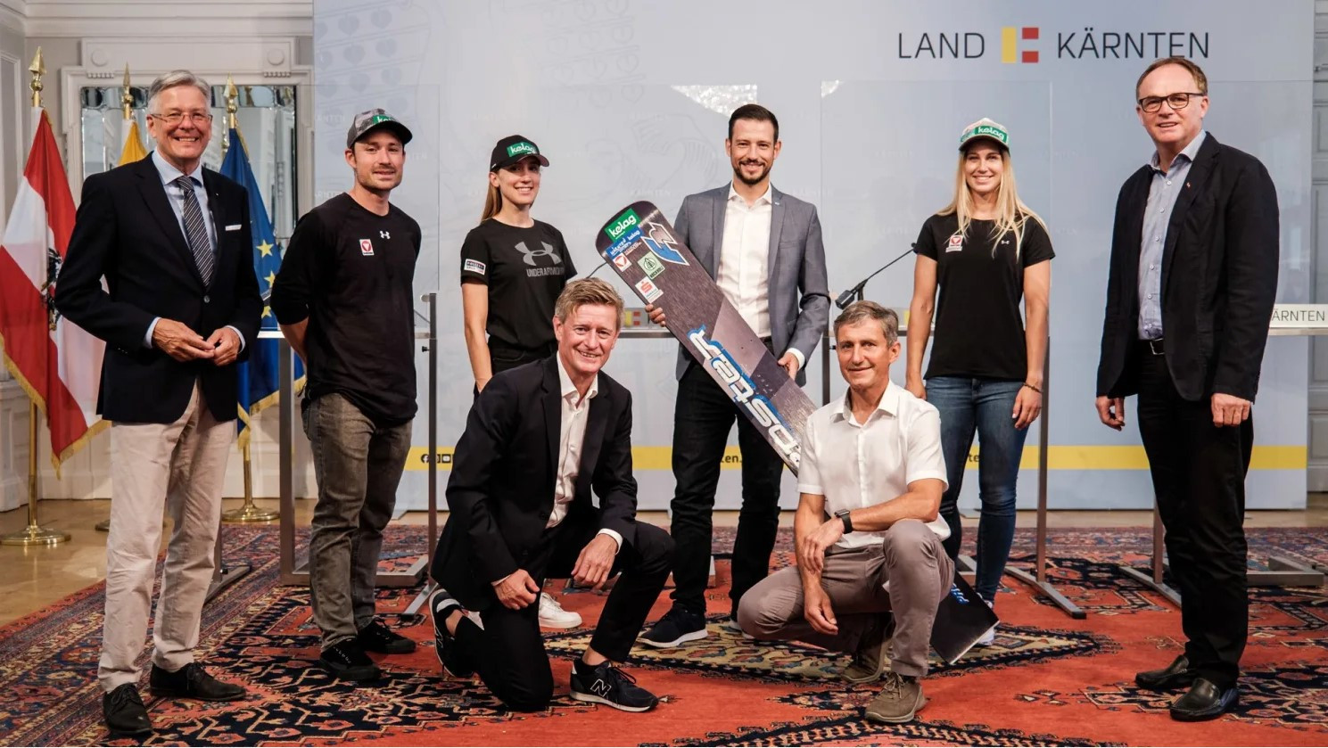 Simonhöhe named as a host for the FIS Snowboard Alpine World Cup