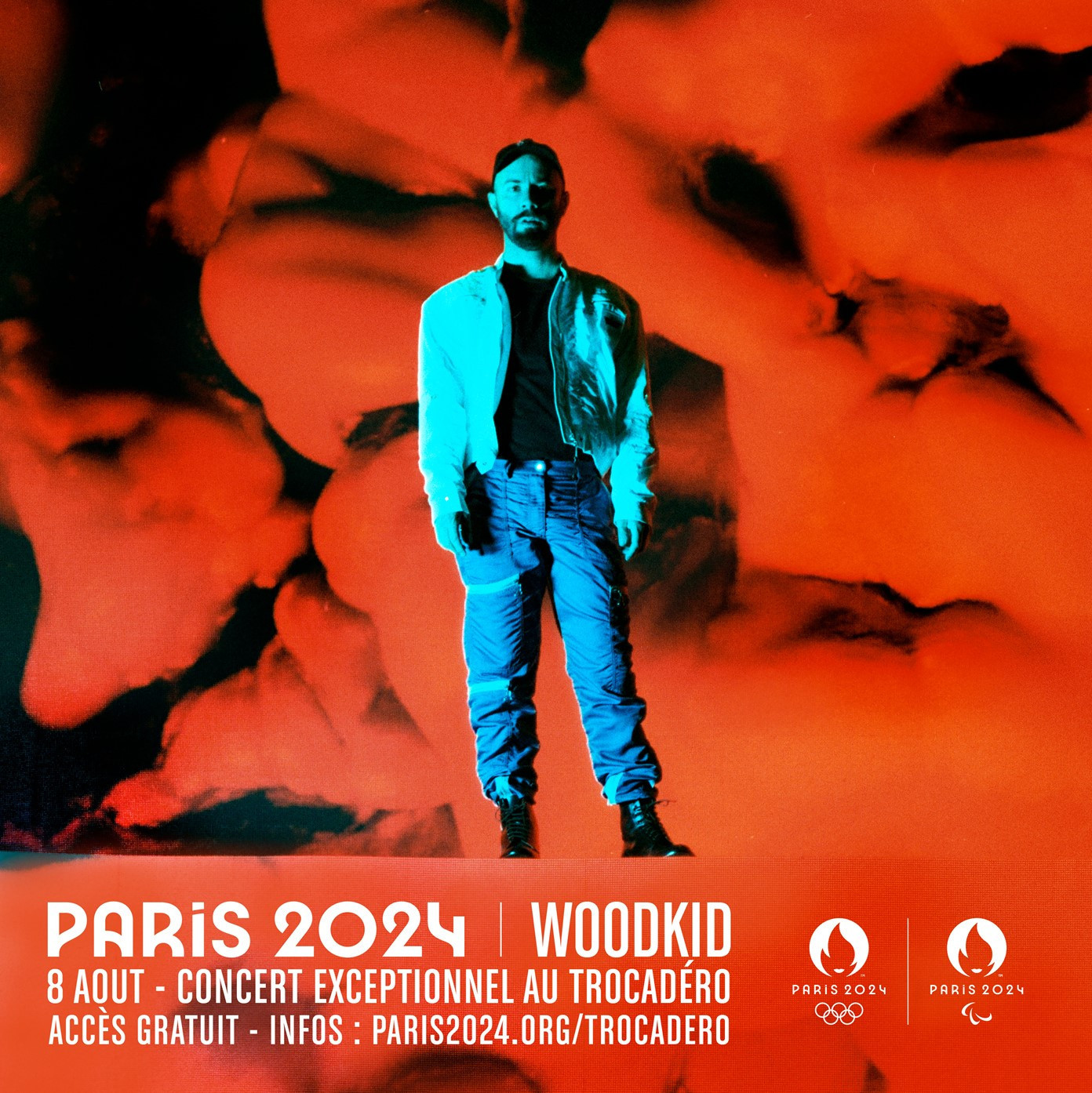 French artist Woodkid to give free concert to celebrate Paris 2024 arrival