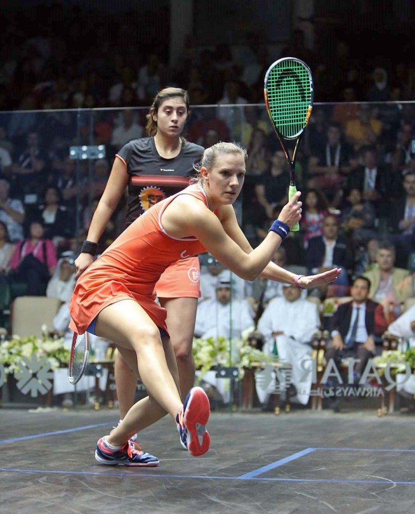 Massaro remains world number one after PSA release monthly rankings