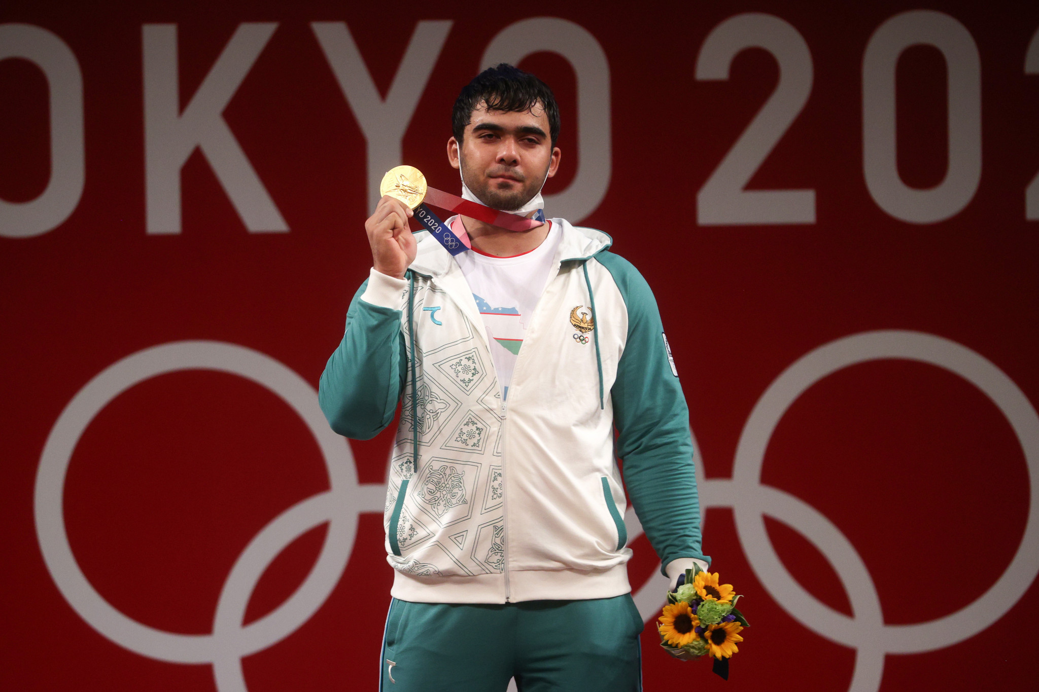 Europe still without weightlifting gold as Uzbekistan youngster Djuraev beats favourite at Tokyo 2020
