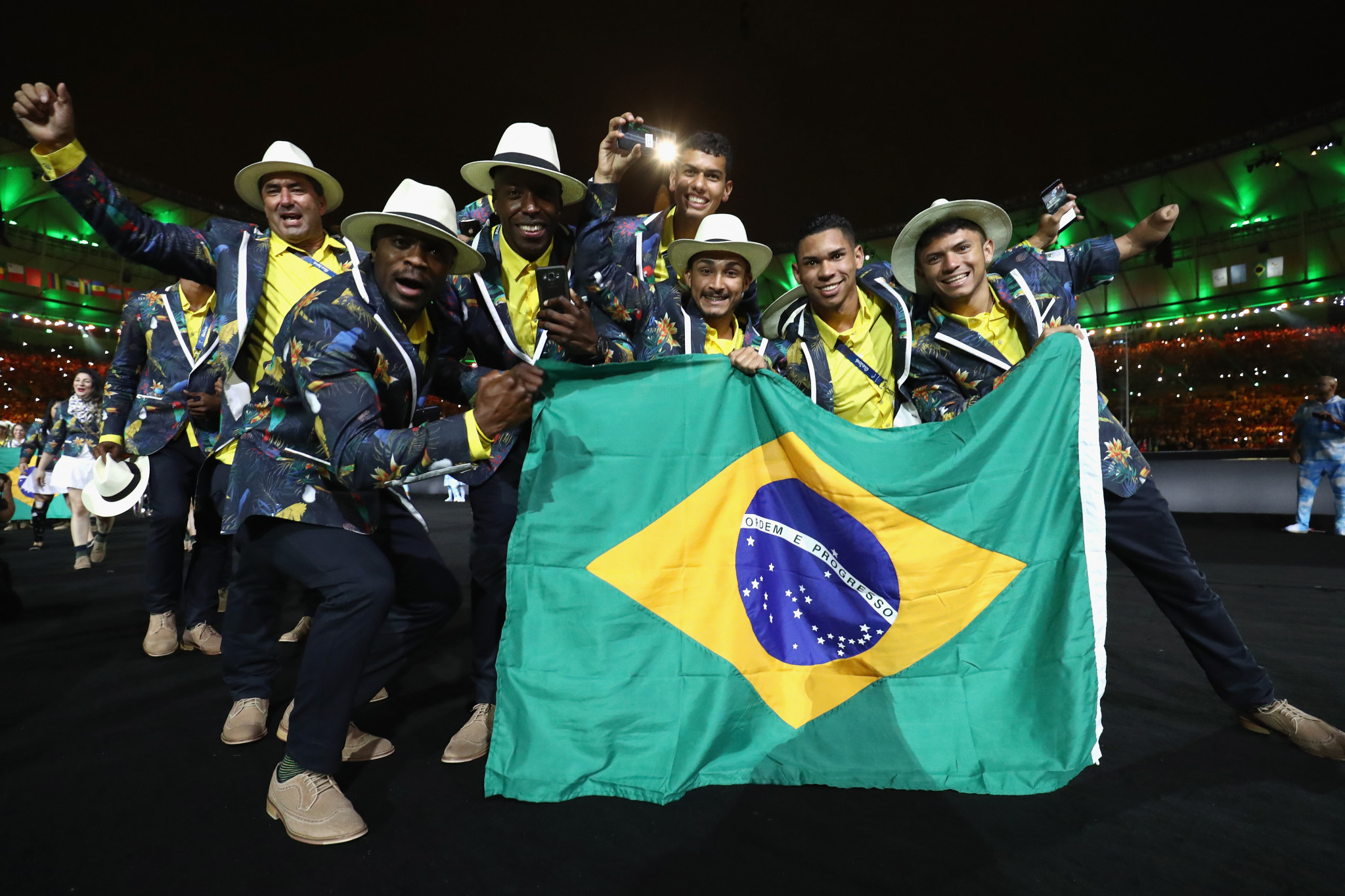 Brazilian athletes from six sports gather for final Tokyo 2020 Paralympic Games preparations
