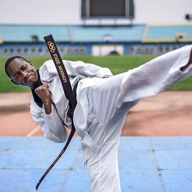 Parfait Hakizimana: The Taekwondo Humanitarian Foundation coach picked for the Refugee Paralympic Team