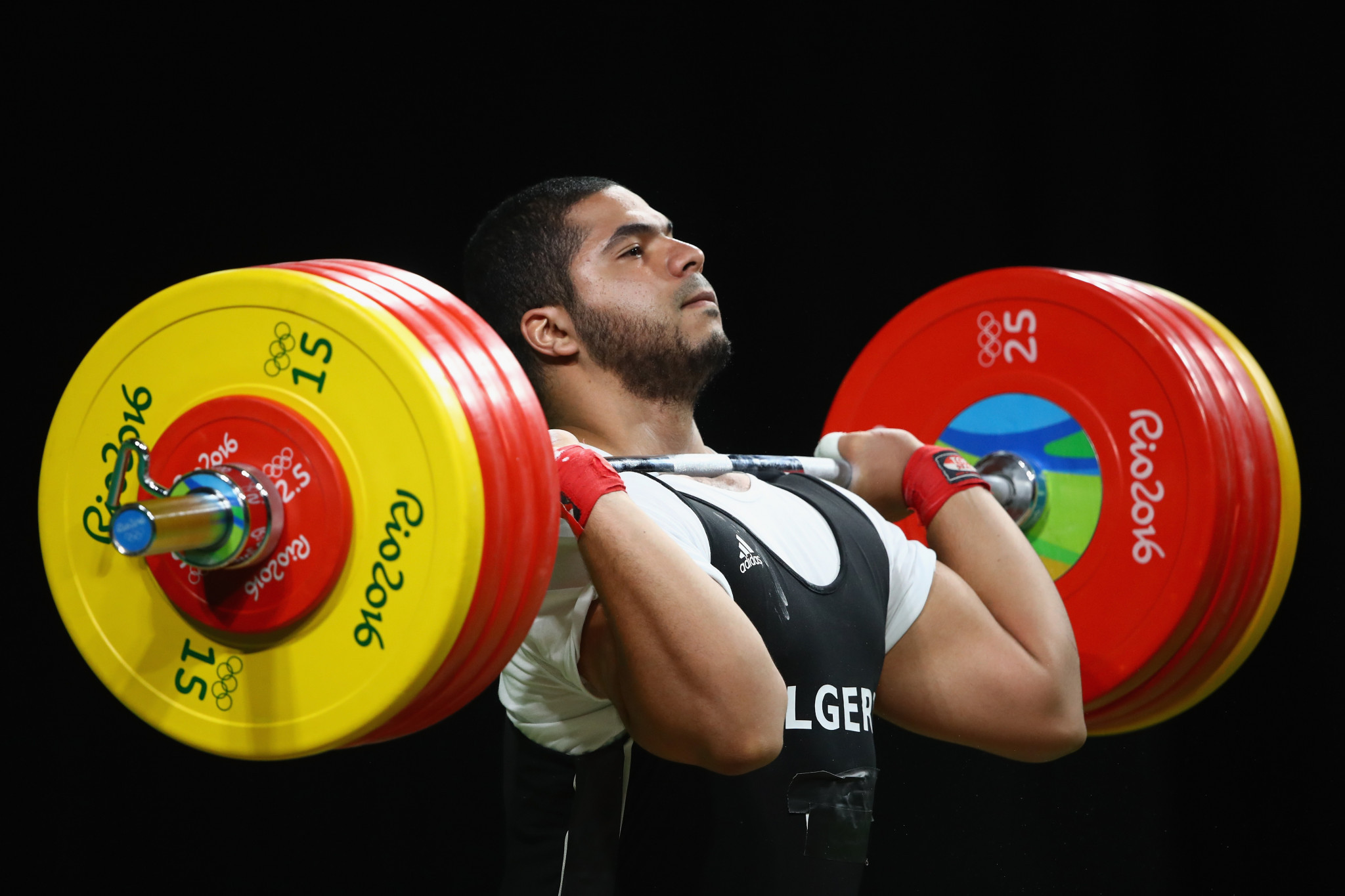 COVID-19 positive costs Algerian weightlifter Bidani chance of Olympic medal