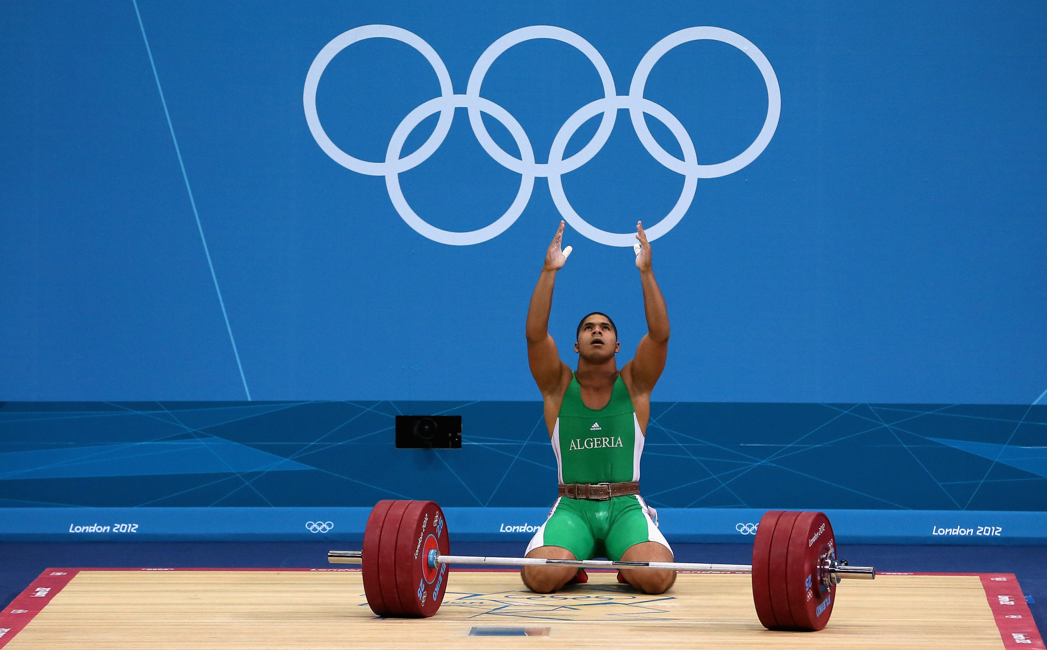 Walid Bidani competed at London 2012 and Rio 2016 ©Getty Images