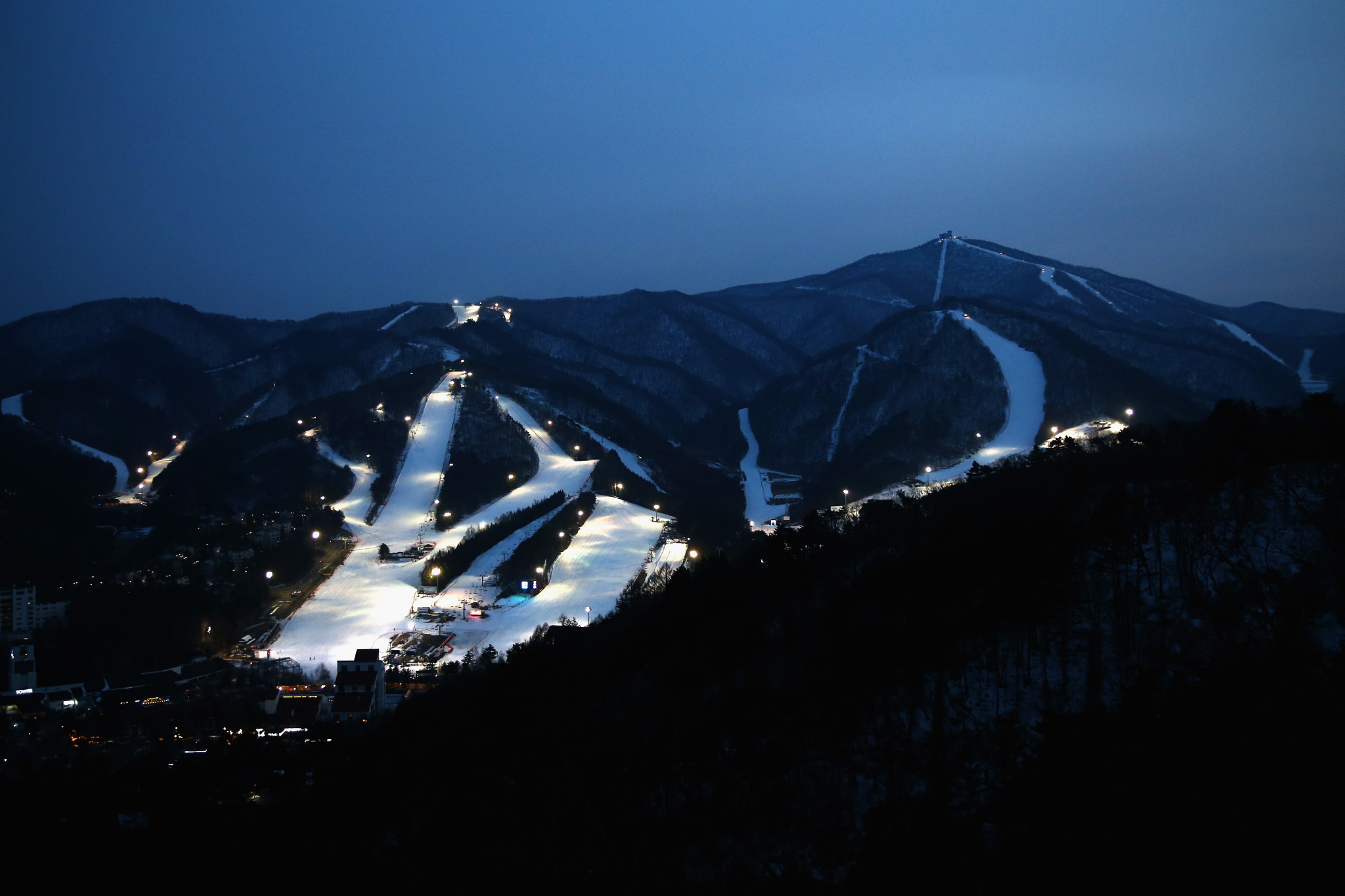 Pyeongchang 2018 ski slope to be dismantled to restore forest before Gangwon 2024