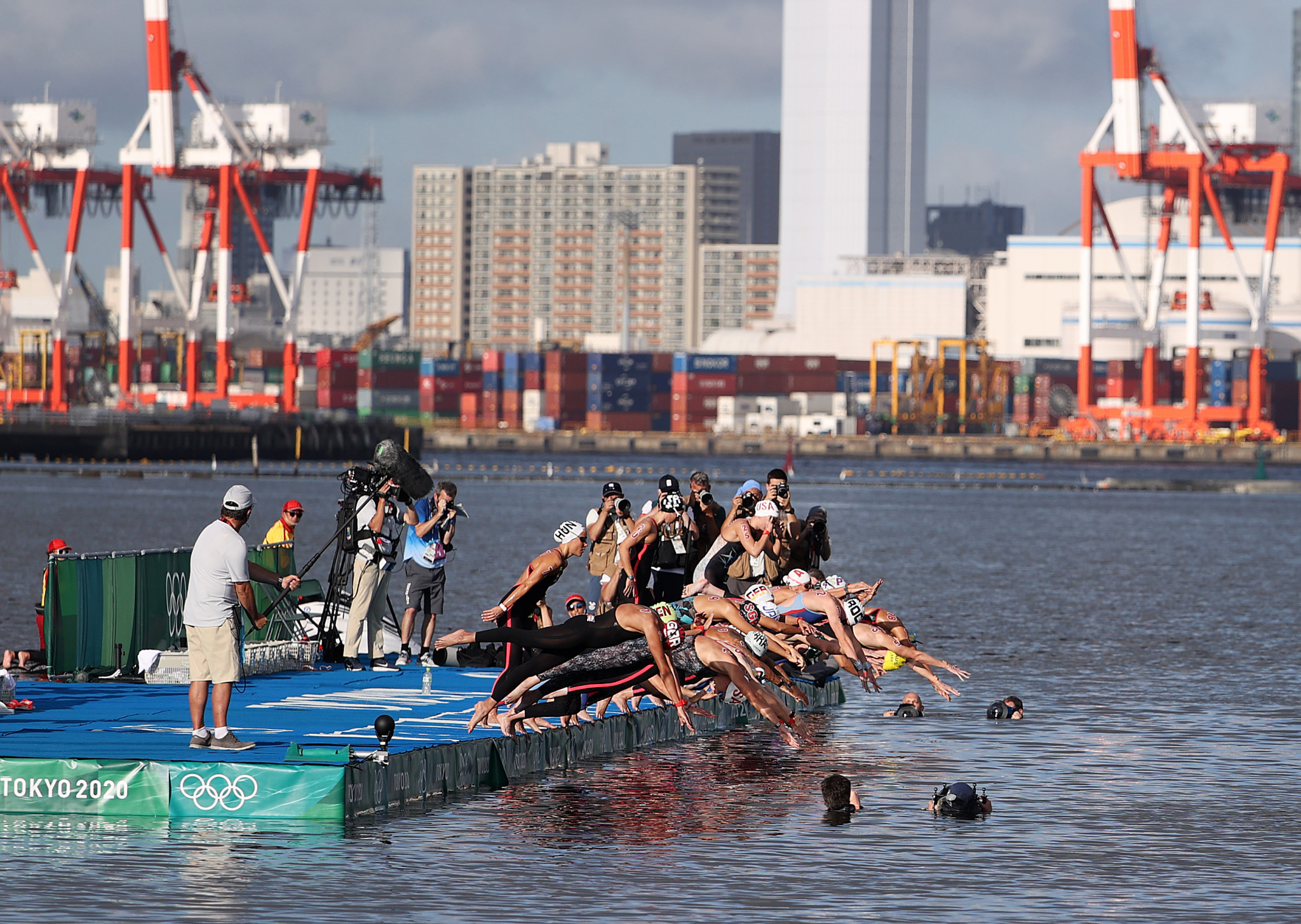 Tokyo 2020 Olympic Games: Day 12 of competition